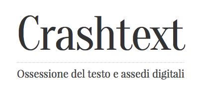 CrashtextSito